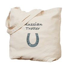 russian trotter Tote Bag