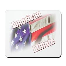 American Athlete Mousepad