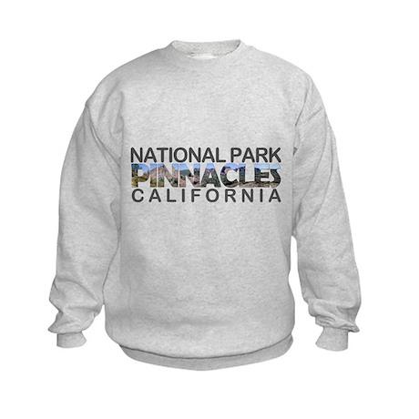Pinnacles - California Sweatshirt