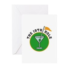 The 19th Hole Greeting Cards (Pk of 10)