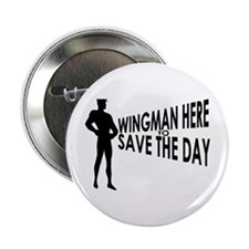 "Wingman 2.25"" Button"