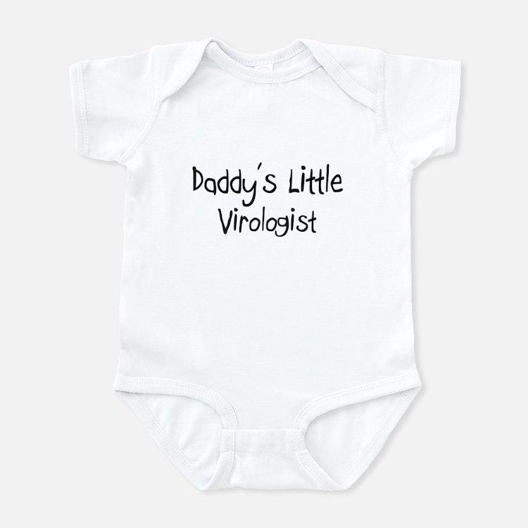 Daddy's Little Virologist Infant Bodysuit