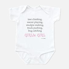 Girlie Girl Infant Creeper