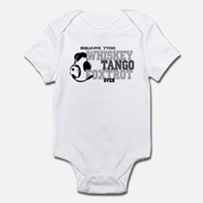 Aviation Infant Bodysuit
