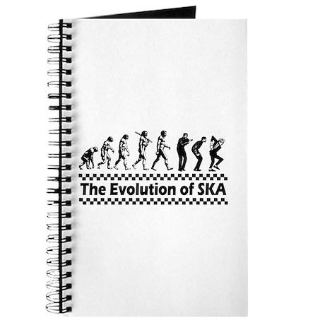 Evolution of SKA Journal