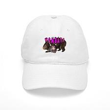 2 Wombats Baseball Cap
