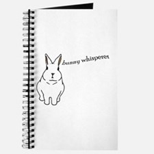 bunny whisperer Journal