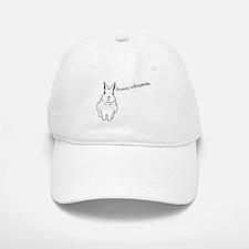 bunny whisperer Baseball Baseball Cap
