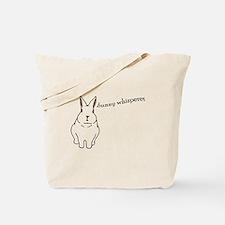 bunny whisperer Tote Bag