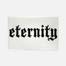 eternity Rectangle Magnet