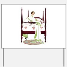Home Sweet Home By Coles Phillips Yard Sign