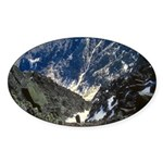 Katahdin's Great Basin Oval Sticker (10 pk)