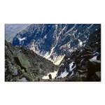 Katahdin's Great Basin Rectangle Sticker