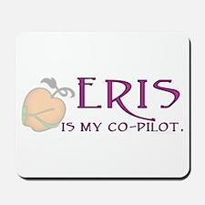 Eris Is My Co-Pilot Mousepad