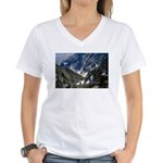 Katahdin's Great Basin Women's V-Neck T-Shirt