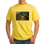 Katahdin's Great Basin Yellow T-Shirt