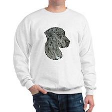 Merle Dog Sweatshirt