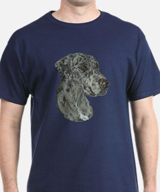 Merle Dog T-Shirt
