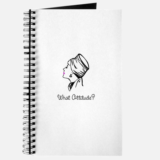 What Attitude? Journal