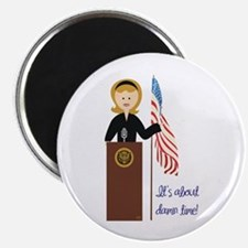Election Equality! Hillary Magnet