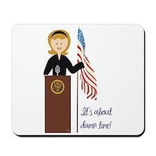 Election Equality! Hillary Mousepad