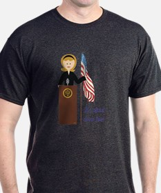 Election Equality! Hillary T-Shirt