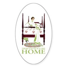 There's No Place Like Home Decal