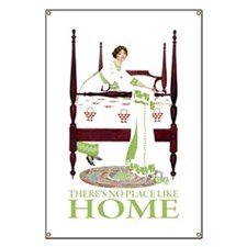 There's No Place Like Home Banner