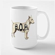 Bull Terrier H.O.H. Mug