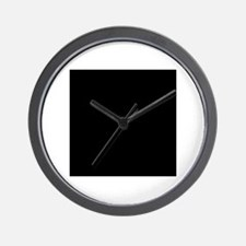 Self-protection Wall Clock