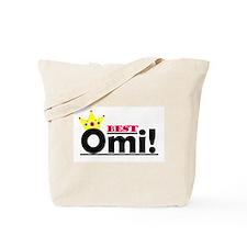 Best Omi Tote Bag