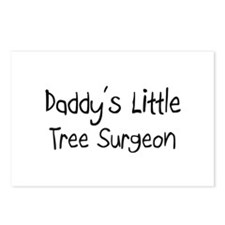 Daddy's Little Tree Surgeon Postcards (Package of