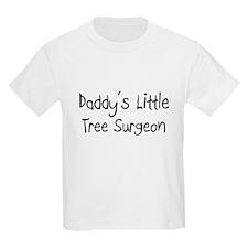 Daddy's Little Tree Surgeon T-Shirt