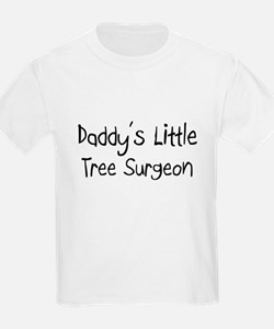 Daddy's Little Tree Surgeon T-Shirt