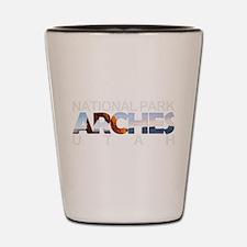 Arches - Utah Shot Glass