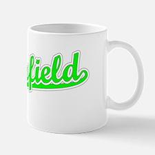 Retro Chesterfield (Green) Mug