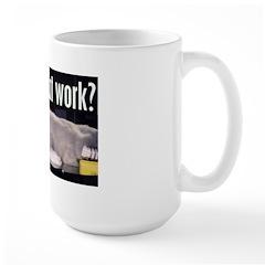 Lazy Cat Mug