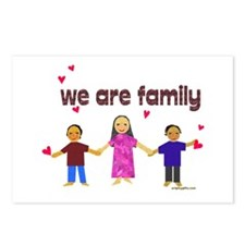 Family Postcards (Package of 8)