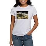 Red Stream Women's T-Shirt