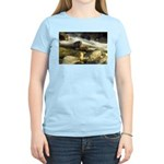 Red Stream Women's Light T-Shirt