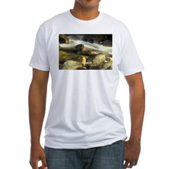 Red Stream Shirt