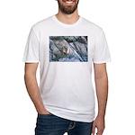 Pockwockamus Rock Fitted T-Shirt