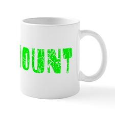 Paramount Faded (Green) Mug