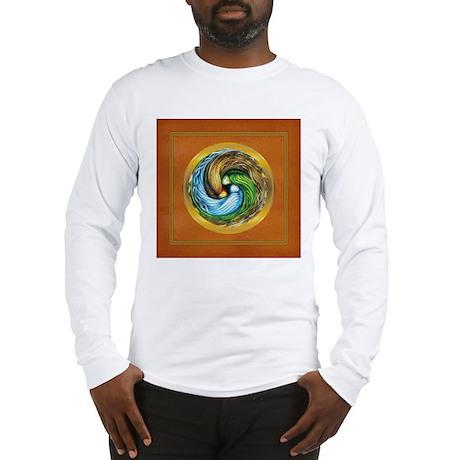 Triple Goddess Long Sleeve T-Shirt