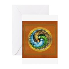 Triple Goddess Greeting Cards (Pk of 20)
