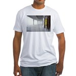 Winter Summit Fitted T-Shirt