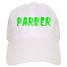 Parker Faded (Green) Baseball Cap