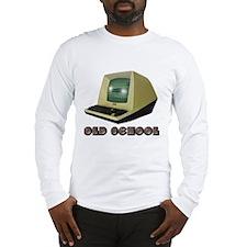Old School Music Long Sleeve T-Shirt