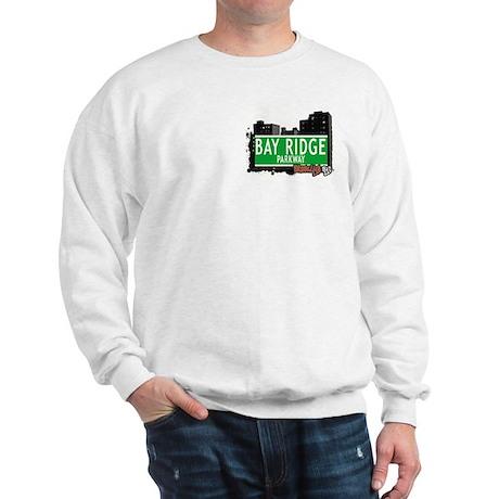 BAY RIDGE PARKWAY, BROOKLYN, NYC Sweatshirt
