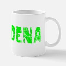 Pasadena Faded (Green) Mug